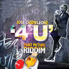 Thumbnail for the Jose Chameleone - 4 U (Paint Picture Riddim) link, provided by host site