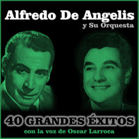 Thumbnail for the Oscar Larroca - 40 Grandes Éxitos link, provided by host site