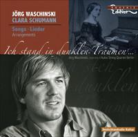 Thumbnail for the Jorg Waschinski - 6 Lieder, Op. 13: No. 1. Ich stand in dunkeln Traumen - No. 2. Sie liebten sich beide (arr. J. Waschinski for soprano and string quartet): No. 1. Ich stand in dunkeln Traumen link, provided by host site