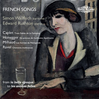 Thumbnail for the Arthur Honegger - 6 Poèmes extraits de Alcools de G. Apollinaire: IV. Saltimbanques link, provided by host site