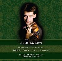 Thumbnail for the Fritz Kreisler - 7 Marionnettes: No. 2. Poupee valsante (arr. F. Kreisler for violin and piano) link, provided by host site