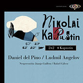 Thumbnail for the Daniel Del Pino - 8 Concert Etudes, Op. 40: No. 2. Reverie link, provided by host site