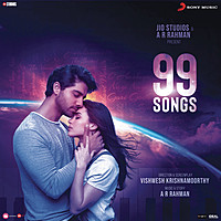 Thumbnail for the A.R. Rahman - 99 Songs (Original Motion Picture Soundtrack) link, provided by host site
