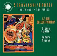 Thumbnail for the Béla Bartók - A csodalatos mandarin (The Miraculous Mandarin), Op. 19, BB 82, (version for 2 pianos): VIII. Adagio link, provided by host site