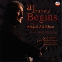 Thumbnail for the Ustad Amjad Ali Khan - A Journey Begins, Vol. 2 Live @ Kalmandir Kolkatta link, provided by host site