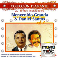 Thumbnail for the Daniel Santos - A La Orilla Del Mar link, provided by host site