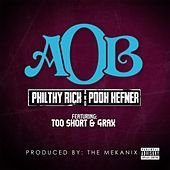 Thumbnail for the Philthy Rich - A.O.B link, provided by host site