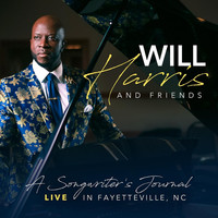 Thumbnail for the Will Harris - A Songwriter's Journal (Live in Fayetteville, NC) link, provided by host site