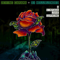 Thumbnail for the Devine Carama - A Vintage Love Supreme link, provided by host site