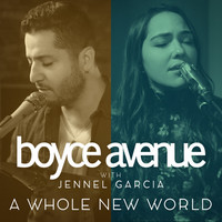 Thumbnail for the Boyce Avenue - A Whole New World link, provided by host site
