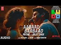 Thumbnail for the Ludo - Aabaad Barbaad Abhishek B, Aditya K, Rajkummar R, Sanya M, Fatima S | Arijit, Pritam link, provided by host site