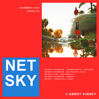 Thumbnail for the Netsky - Abbot Kinney link, provided by host site