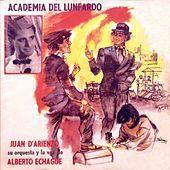Thumbnail for the Alberto Echagüe - Academia del Lunfardo link, provided by host site