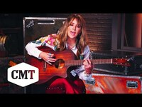 """Thumbnail for the Lainey Wilson - Acoustic Performance: """"Things A Man Oughta Know"""" 🎵 CMT link, provided by host site"""