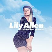 Image of Lily Allen linking to their artist page due to link from them being at the top of the main table on this page