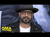 Thumbnail for the Backstreet Boys - ' AJ McLean opens up about his struggle with addiction l GMA link, provided by host site