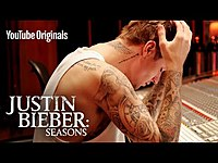 Thumbnail for the Justin Bieber - Album on the Way - Seasons link, provided by host site