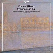 Thumbnail for the Israel Yinon - Alfano: Symphonies Nos. 1 and 2 link, provided by host site