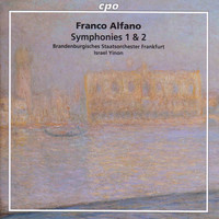Thumbnail for the Franco Alfano - Alfano: Symphonies Nos. 1 and 2 link, provided by host site