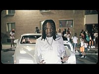 """Thumbnail for the King Von - """"All These N**gas"""" link, provided by host site"""