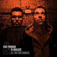 Thumbnail for the Kid Fonque - All This Time Remixes link, provided by host site