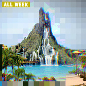 Thumbnail for the Rod Wave - All Week link, provided by host site