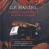 Thumbnail for the Adrian Butterfield - Allegro in G Major, HWV 407 link, provided by host site
