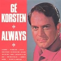 Thumbnail for the Ge Korsten - Always link, provided by host site