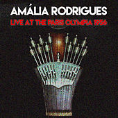 Thumbnail for the Amália Rodrigues - Amália Rodrigue: Live At The Paris Olympia 1956 link, provided by host site