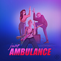 Thumbnail for the June - Ambulance link, provided by host site
