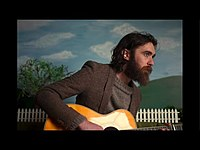 Thumbnail for the Keaton Henson - Ambulance - A Live Session link, provided by host site