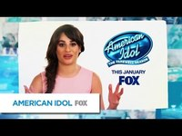 Thumbnail for the Lea Michele - AMERICAN IDOL link, provided by host site