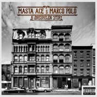 Thumbnail for the Masta Ace & Marco Polo - American Me link, provided by host site