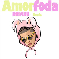 Thumbnail for the Bad Bunny - Amorfoda (Drianu Remix) link, provided by host site