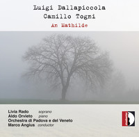 Thumbnail for the Luigi Dallapiccola - An Mathilde: Keine Messe, wird man singen link, provided by host site