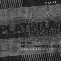 Thumbnail for the Pome Research Lab - Analog Pleasure link, provided by host site