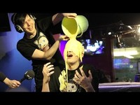 Thumbnail for the Dan and Phil - And a face full of custard! link, provided by host site