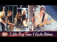 """Thumbnail for the Little Big Town - And Keith Urban Cover Fleetwood Mac's """"The Chain"""" at 2013 CMT Music Awards link, provided by host site"""