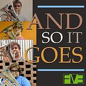 Thumbnail for the Five - And so It Goes link, provided by host site