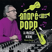 Thumbnail for the Andre Popp - André Popp - La musique m'aime link, provided by host site