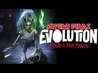 Thumbnail for the Iron Maiden - Angry Birds Evolution - Tribute to link, provided by host site
