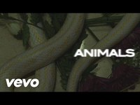 Thumbnail for the Maroon 5 - Animals link, provided by host site