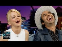 Thumbnail for the Kunal Nayyar - & Anna Faris Demonstrate Their Fake Laughs link, provided by host site