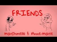 Anne marie friends thumb