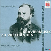 Thumbnail for the Cologne Piano Duo - Antonin Dvorak: Music for Piano 4 Hands link, provided by host site