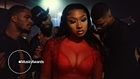 Thumbnail for the Megan Thee Stallion - Apple Music Awards 2020: Preview link, provided by host site