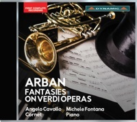 Thumbnail for the Angelo Cavallo - Arban: 14 Fantasias on Verdi Operas link, provided by host site
