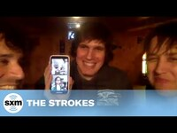 Thumbnail for the The Strokes - Are Celebrating Their GRAMMY Win With Guacamole link, provided by host site