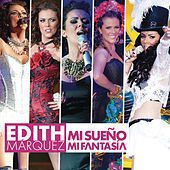 Image of Edith Márquez linking to their artist page due to link from them being at the top of the main table on this page