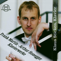 Thumbnail for the Arthur Honegger - Arthur Honegger: Prélude, Arioso et Fughette sur le nom de Bach - Le Cahier romand link, provided by host site
